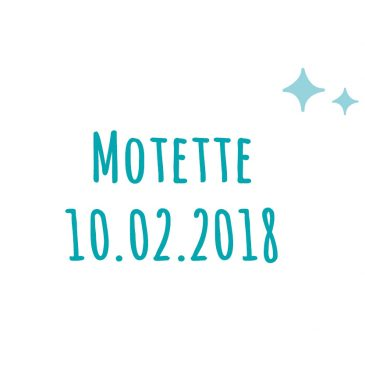 Alt-Thomaskantor Biller und Pfarrer i. R. Wolff in der Motette am 10.02.2018