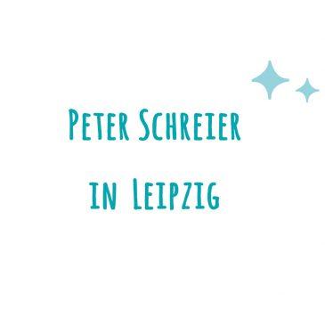 Peter Schreier dirigiert in der Thomaskirche
