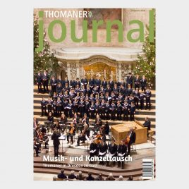 THOMANER journal 01|2018