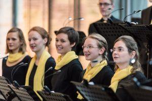 Foto Kammerchor Schola Cantorum_Eric Kemnitz