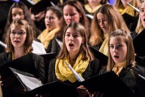 Mädchenchor Schola Cantorum_ Eric Kemnitz