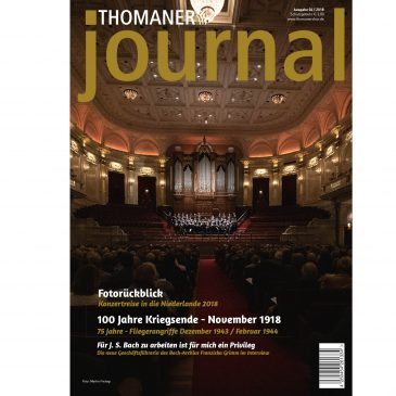 THOMANER journal 04|2018