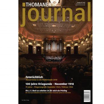 THOMANER journal 04|2018