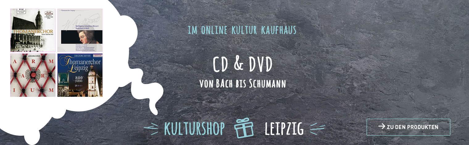 Leipzig CD Schumann, Johann Sebastian Bach
