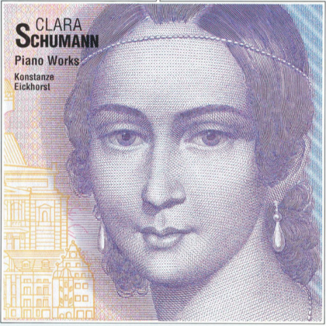 Clara Schumann Piano Works