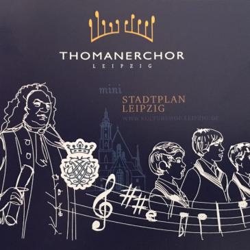 Miniplan – Leipzig – Thomanerchor