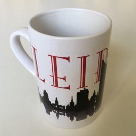Die Leipzig Tasse Skyline