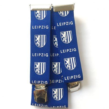 Hosenträger Leipzig blau