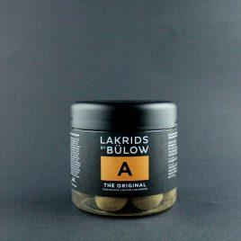 Lakrids by Bülow A – THE ORIGINAL Small 125g oder Regular 265g