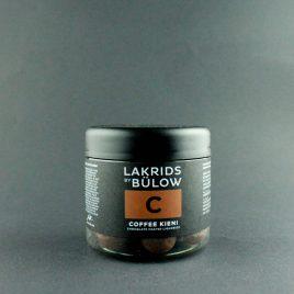 Lakrids by Bülow C – COFFEE KIENI Small 125g oder Regular 265g
