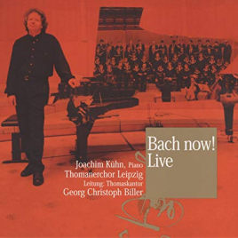 Bach now! Live