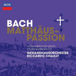 Matthäus-Passion BWV 244 [CD]
