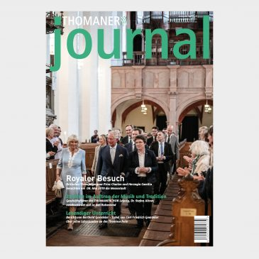 THOMANER journal 02|2019