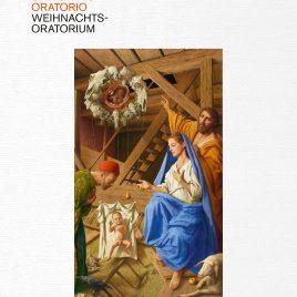 DVD Weihnachtoratorium Thomanerchor