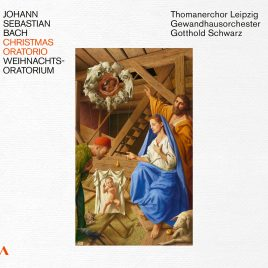 CD Weihnachtoratorium Thomanerchor