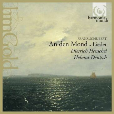 """Franz Schubert: Lieder """"An den Mond"""""""