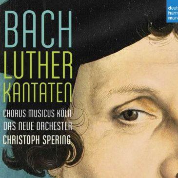 Johann Sebastian Bach: Luther Kantaten – 4 CD Box zum Luther-Jahr