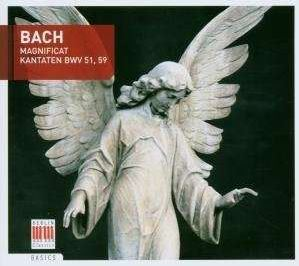 Bach-Kantaten BWV 51, 59 – MAGNIFICAT [CD]