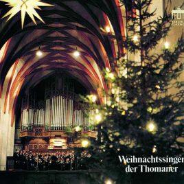 Weihnachtssingen der Thomaner [CD]