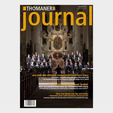 THOMANER journal 03 2019