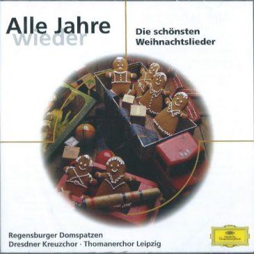 """""""Alle Jahre wieder""""</br>Kinderchöre singen Weihnachtslieder</br>[CD]"""
