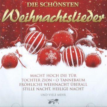 Die schönsten Weihnachtslieder [CD]