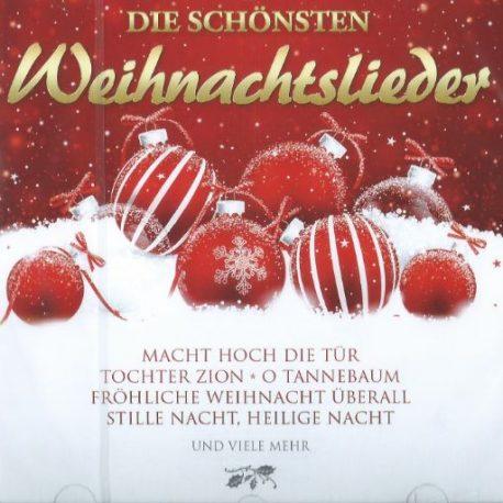 Die schönsten Weihnachtslieder_front