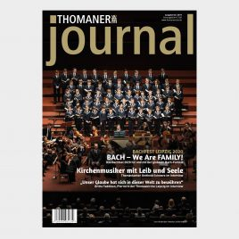 THOMANER journal 04|2019