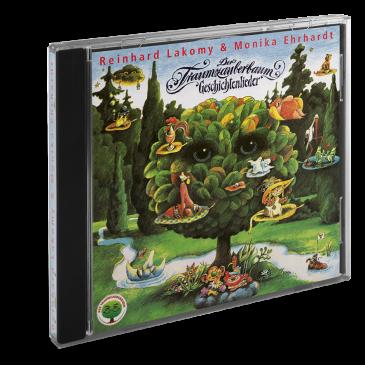 CD | Der Traumzauberbaum 1 - Geschichtenlieder