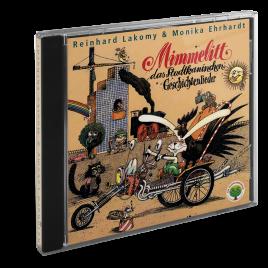 Mimmelitt, das Stadtkaninchen I CD