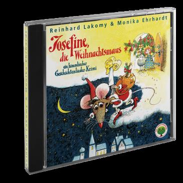 Josefine, die Weihnachtsmaus I CD