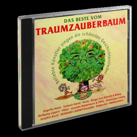 Das Beste vom Traumzauberbaum I CD