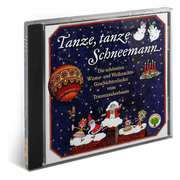 Tanze, tanze, Schneemann I CD