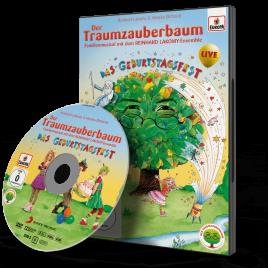 Der Traumzauberbaum - Das Geburtstagsfest I DVD