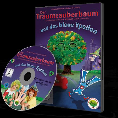 Der Traumzauberbaum und das blaue Ypsilon I DVD