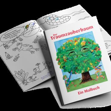 Malbuch I Der Traumzauberbaum