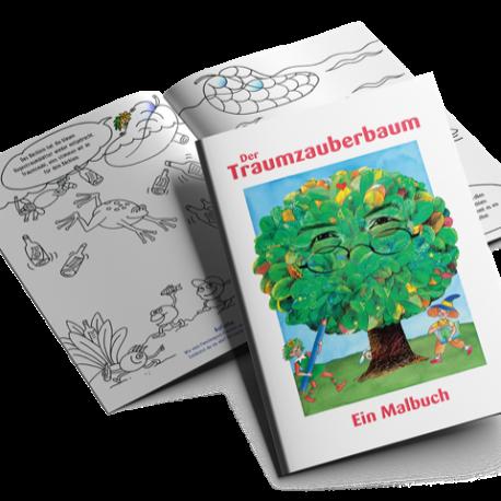 TZB-M-003_Der Traumzauberbaum_Malbuch (deutsch)