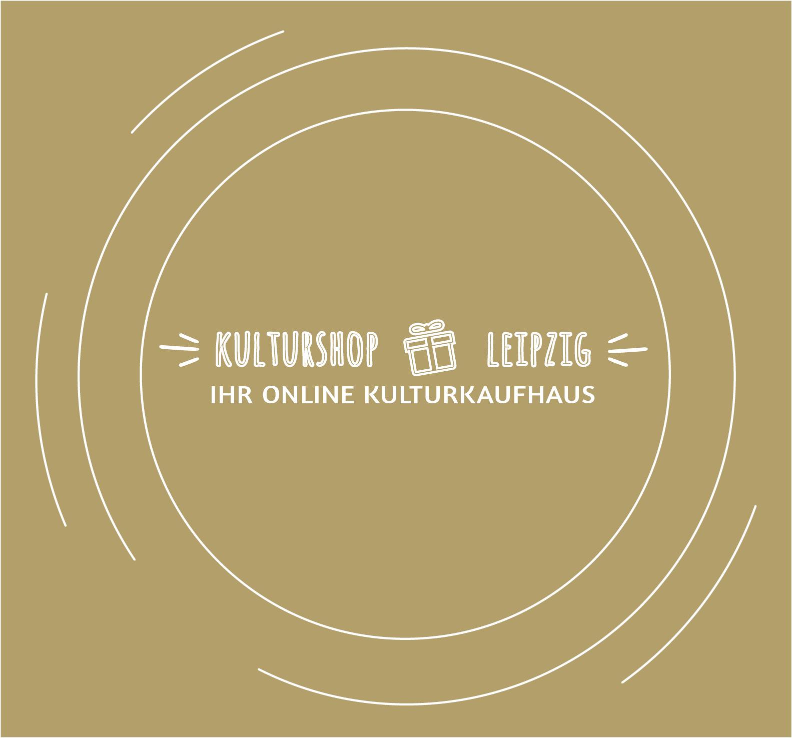 Kulturshop Leipzig - Online Kulturkaufhaus Leipzig - Button Webseite