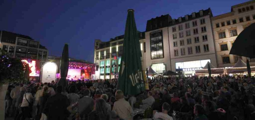 Leipziger Stadtfest wird verschoben