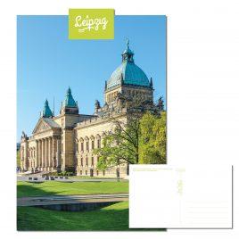 Postkarten Leipzig – Bundesverwaltungsgericht