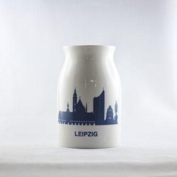 Milchkännchen </br>Motiv: Leipzig Skyline </br>[360 ml]