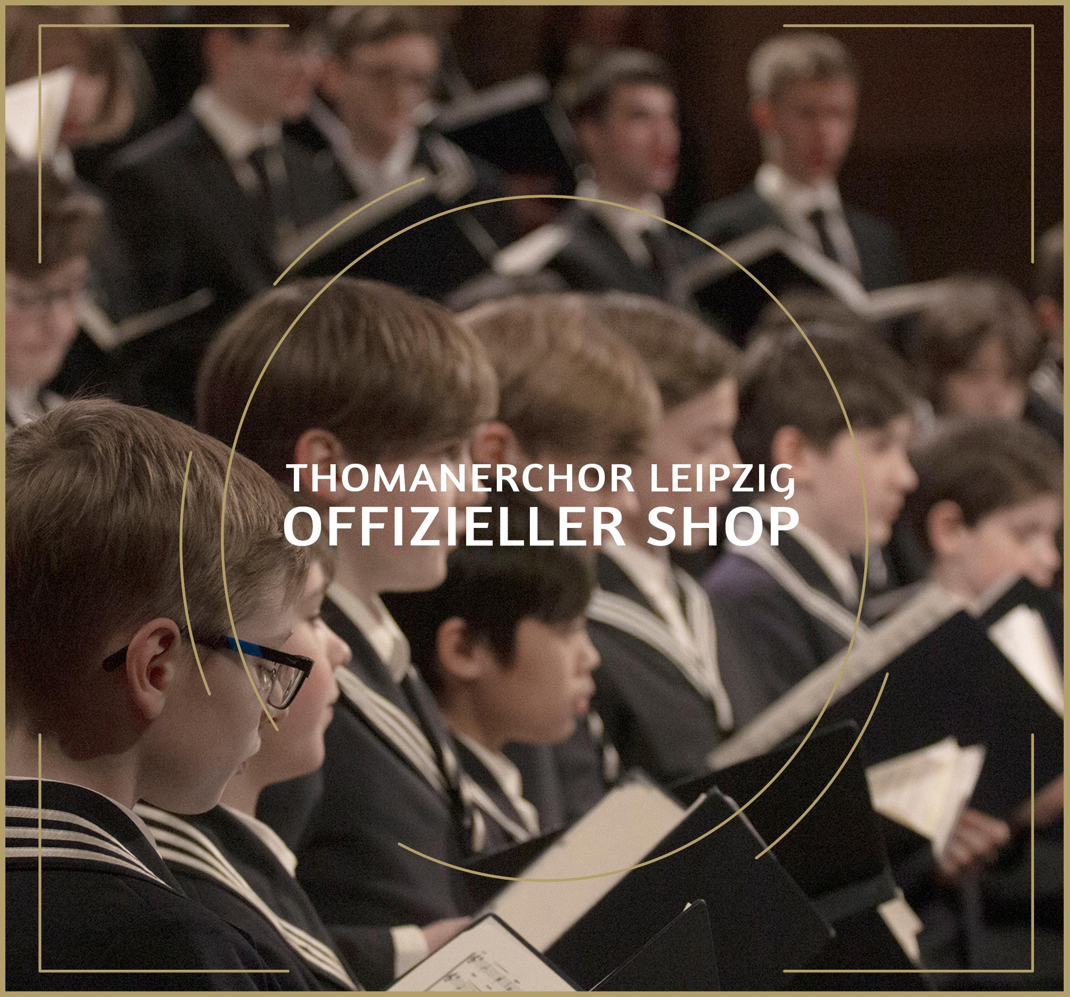 offizieller Onlineshop Thomanerchor Leipzig