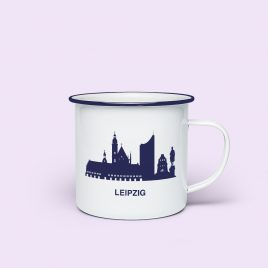 emaille-tasse-motivtasse-leipzig-skyline-Souvenir