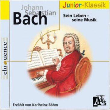 Johann Sebastian Bach für Kinder