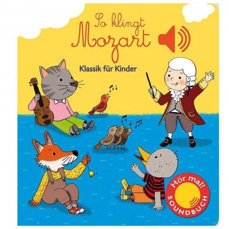 Kinderbuch über den Komponisten Amadeus Mozart