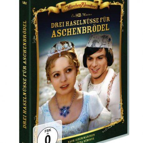 Drei Nüsse für Aschenbrödel; Weihnachten; DVD