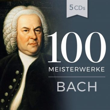 100 Meisterwerke Bach [CD-Box|5 CD´s]