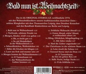 Weihnachts Musik mit Thomanerchor und Kreuzchor