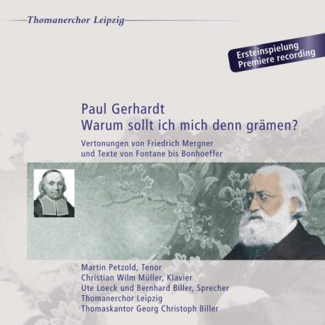 Paul Gerhardt - warum soll ich mich denn graemen?