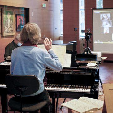 Thomanerchor startet mit digitalem Chorbetrieb  in einer ersten Phase bis Ende Januar.